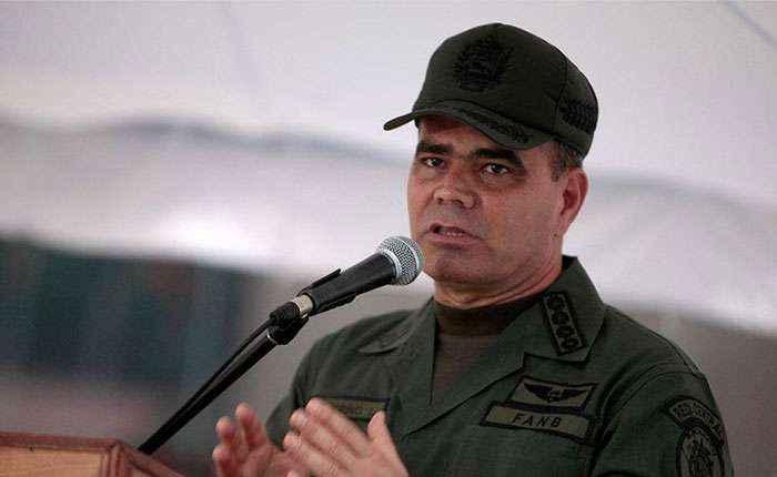 Delcy Rodríguez: Rechazamos ataque a la FANB
