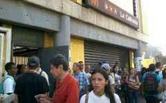 Metro Toma de Venezuela