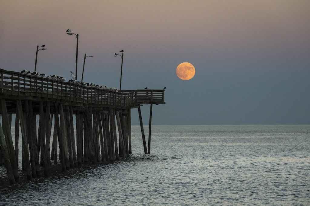 Este lunes, la mayor superluna en 70 años