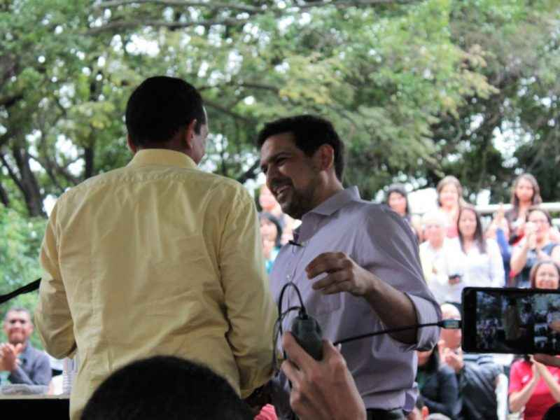 Del 30N al 4D los venezolanos demostrarán que quieren votar — Ocariz