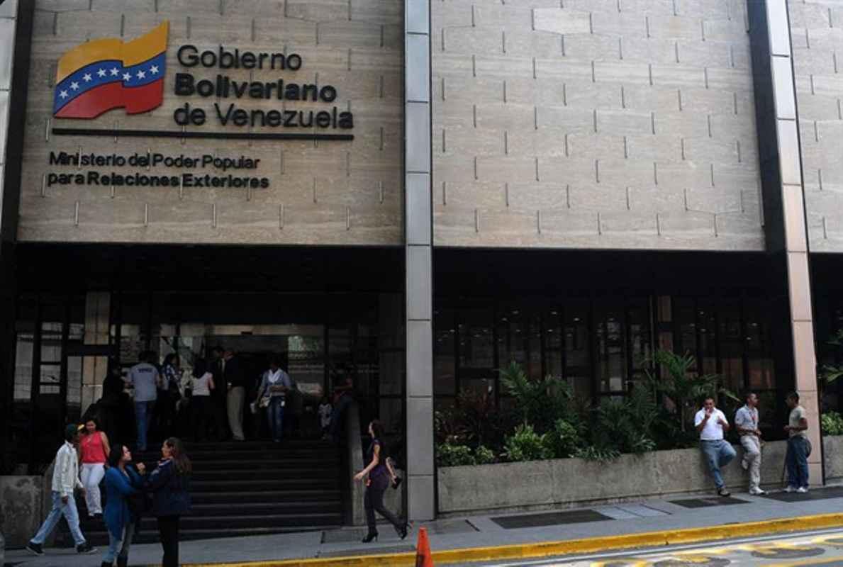 Ministerio De Relaciones Exteriores Efecto Cocuyo
