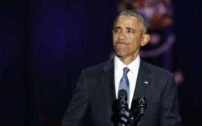 Despedida Obama