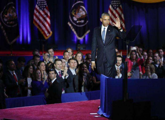 Despedida de Obama