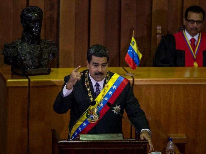 Maduro en el TSJ