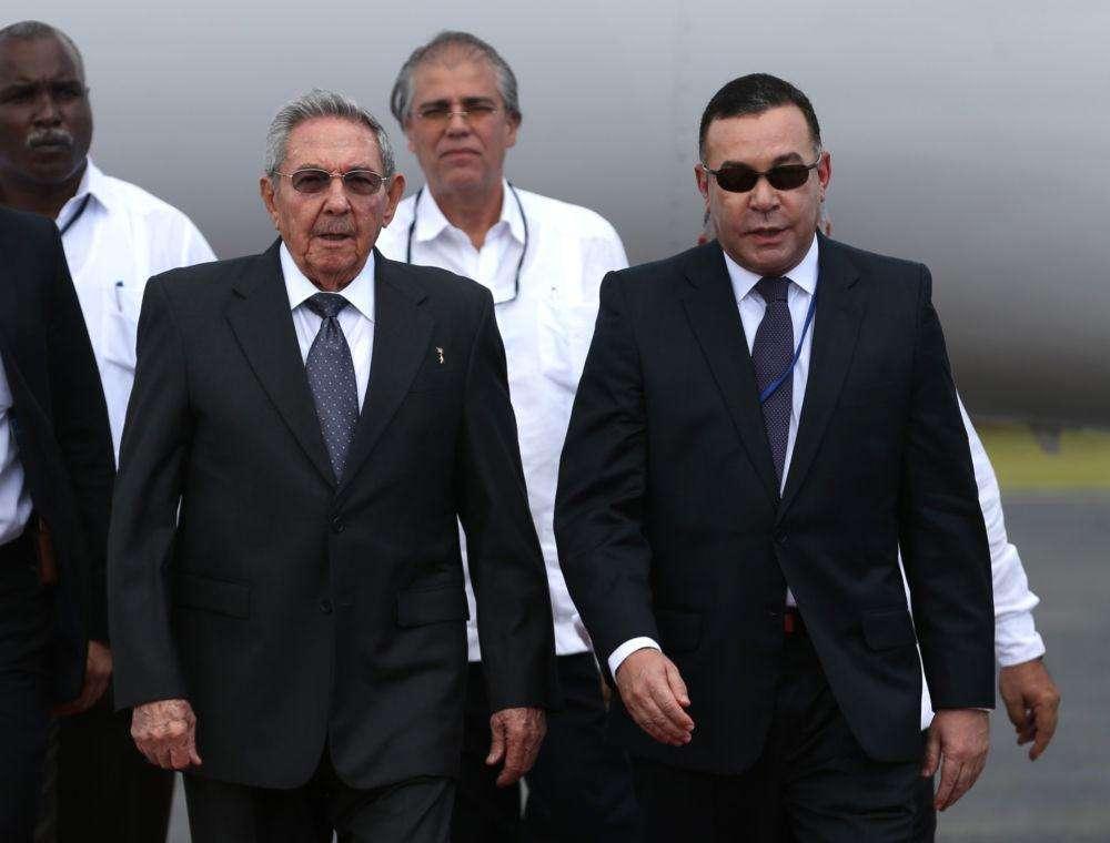 Raúl Castro, mandatario cubano, es el primero en arribar a la Isla para la V Cumbre de Jefes de Estado y de Gobierno de Celac