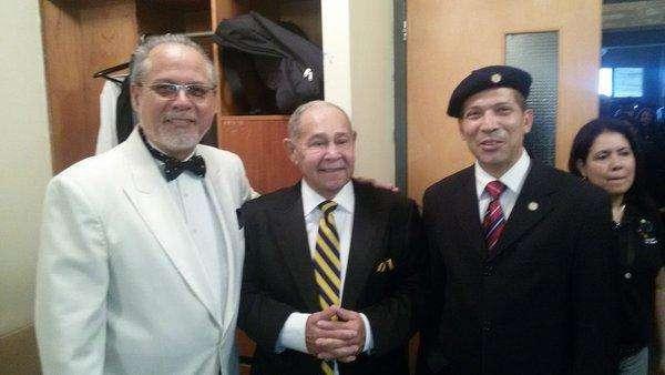 Memo Morales falleció durante un show en la Hermandad Gallega