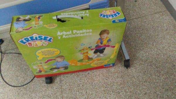 cotillon jueguetes Maternidad Concepción Palacios Daniel Aponte VCML Kreisel