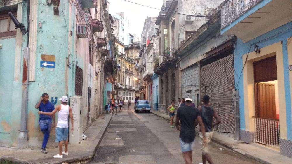 Cuba Pies secos