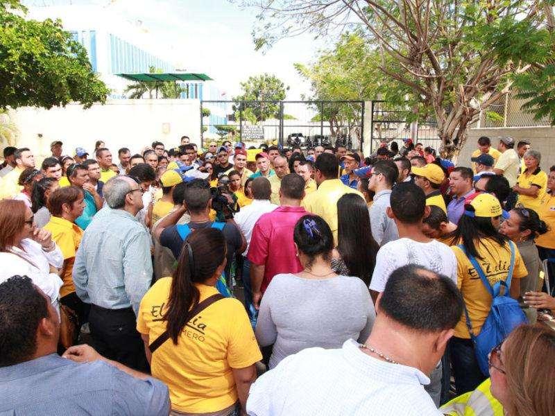 Guanipa rechazó detenciones de Gilber Caro y Jorge Luis González