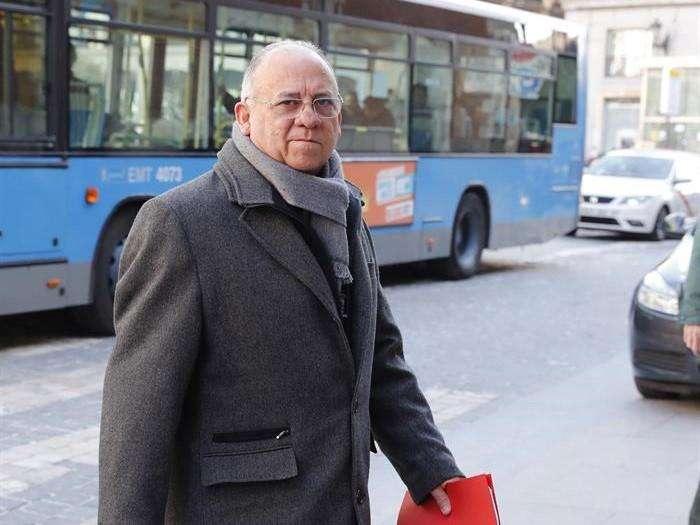 Mario Isea España Embajador