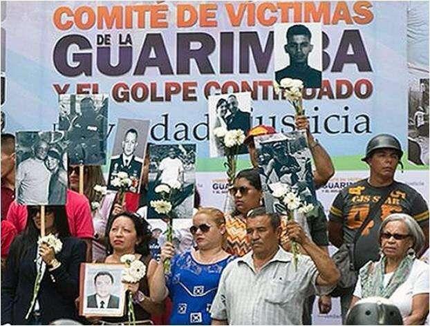 Comité de Víctimas de protestas venezolanas pide extender condena a López