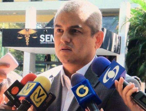 fiscal Carlos Almarza ministerio publico