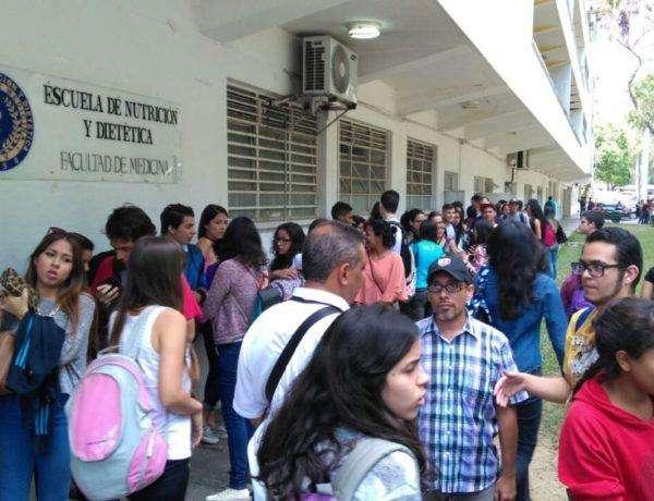 Foto UCV Ivan Reyes