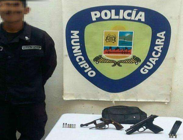 poliguacara asesinado detenido