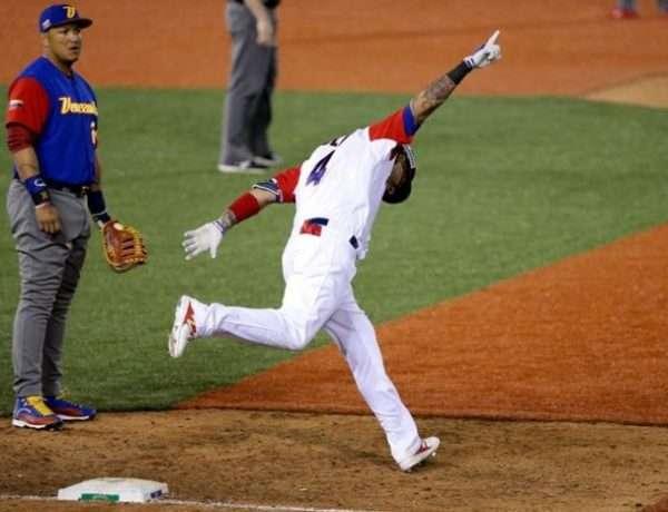Venezuela Puerto Rico Beisbol