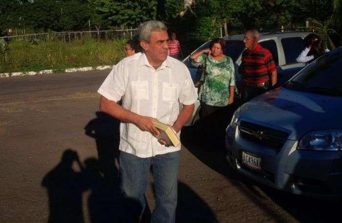 El general Raúl Baduel está en la cárcel desde 2017