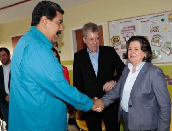 Maduro PNUD