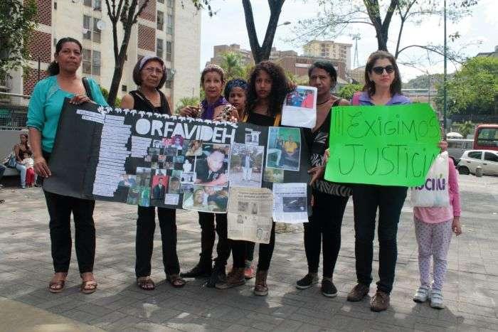 Grupo de madres de víctimas de violaciones de derechos humanos