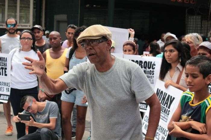 La  escuela de percusión de Guapachá de San Agustín del Sur dio cierre a la acción de calle