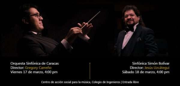 orquestas