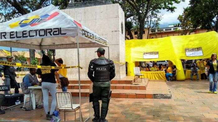 Cortes de luz y menos máquinas, la denuncia de Capriles en proceso de validación de PJ
