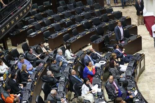 Oficialismo introdujo recurso contra AN por impulsar Carta Democrática