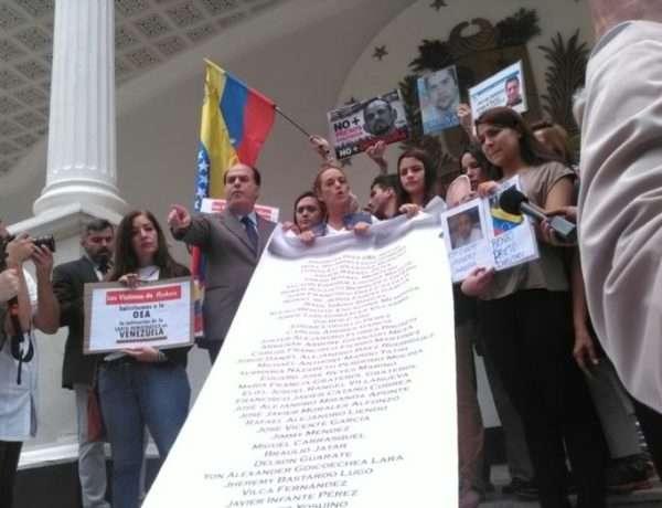 AN, Borges, OEA, Carta Democrática