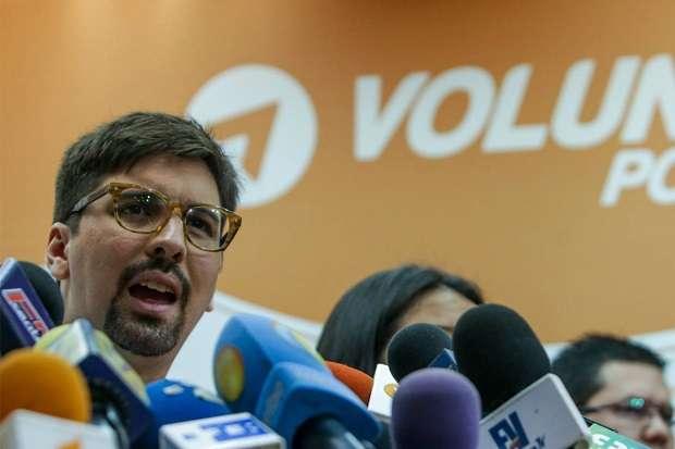 Freddy Guevara: Tenemos que prepararnos para convocar un paro cívico
