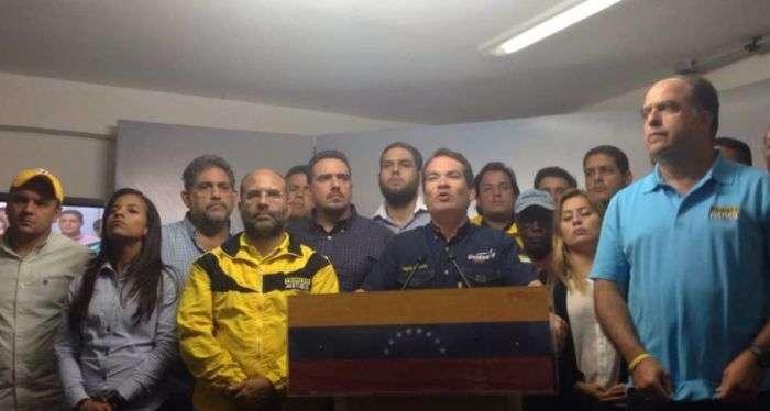 Jorge Rodríguez denuncia a diputados opositores por hechos en El Valle