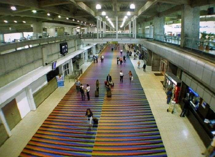 Un hombre fue asesinado en el aeropuerto de Maiquetía — Violencia en Venezuela