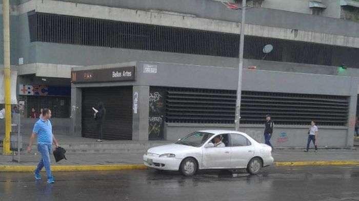 #20May Cerradas 10 estaciones del Metro de Caracas