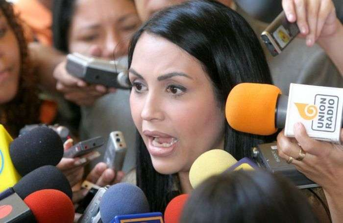 El diálogo es la premisa fundamental del pueblo venezolano — Tania Díaz