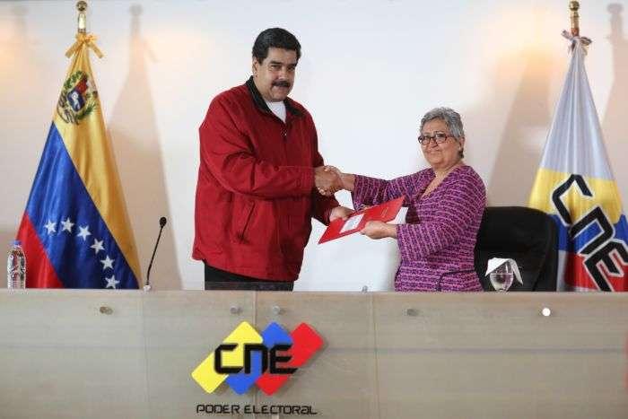 Opositores marcharán al centro de la capital — Venezuela