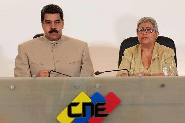 Maduro se reúne con el Comando de Campaña Constituyente