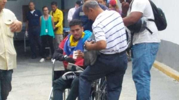 Salud Chacao atendió a 71 personas tras marcha opositora — Muchacho