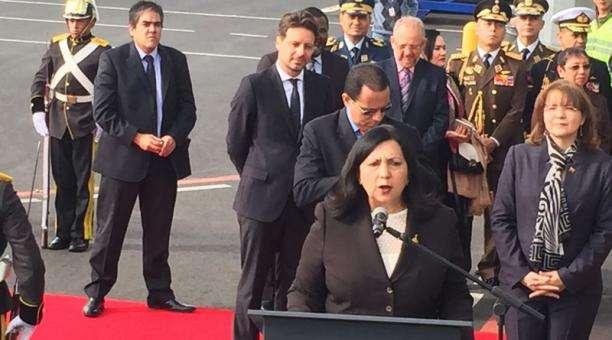 Macri sufrió una descompensación en Ecuador