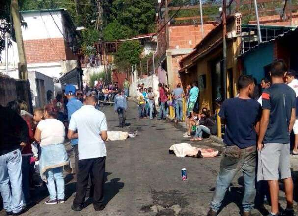 Héctor Rodríguez condena acciones vandálicas en Altos Mirandinos