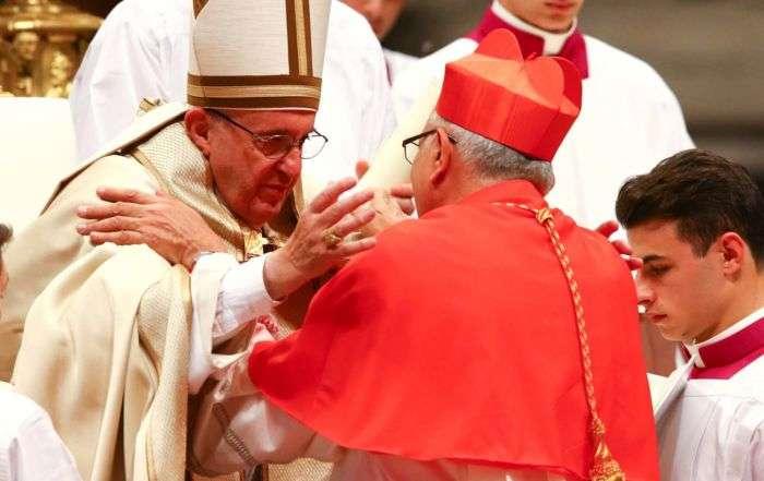 Papa Francisco se reunirá con obispos de la CEV este jueves