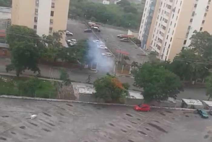 Voluntario de Rescate Barquisimeto fue vapuleado por la GNB