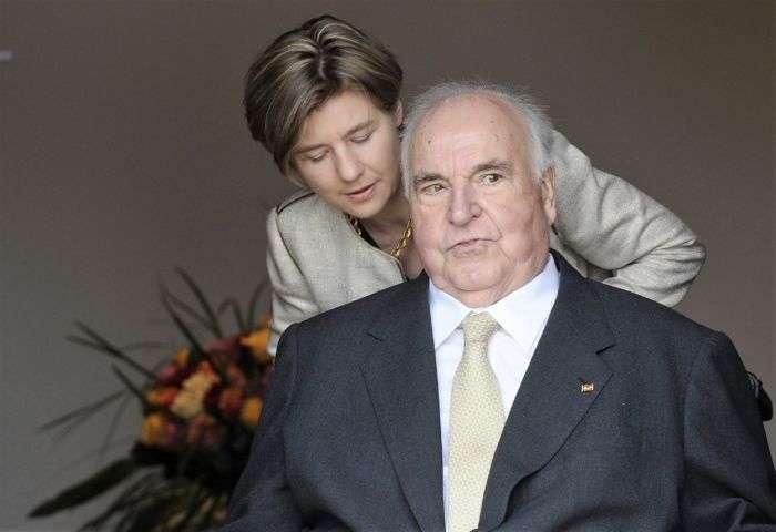 Europa le debe mucho a Helmut Kohl — Macron