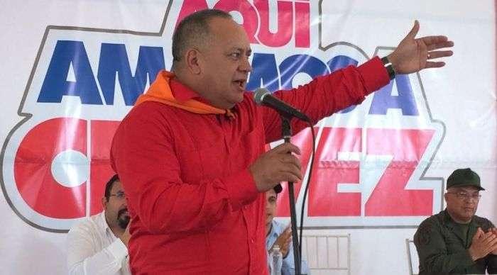 La oposición fue derrotada en el campo de la violencia — Istúriz