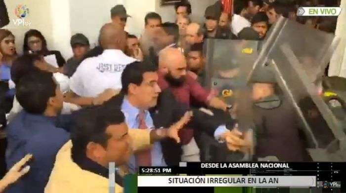 La Constituyente no va a llegar — Julio Borges