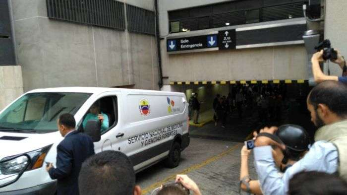 Muere joven de 17 años tras manifestaciones en Caracas