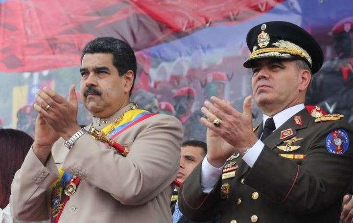 La transición de Maduro