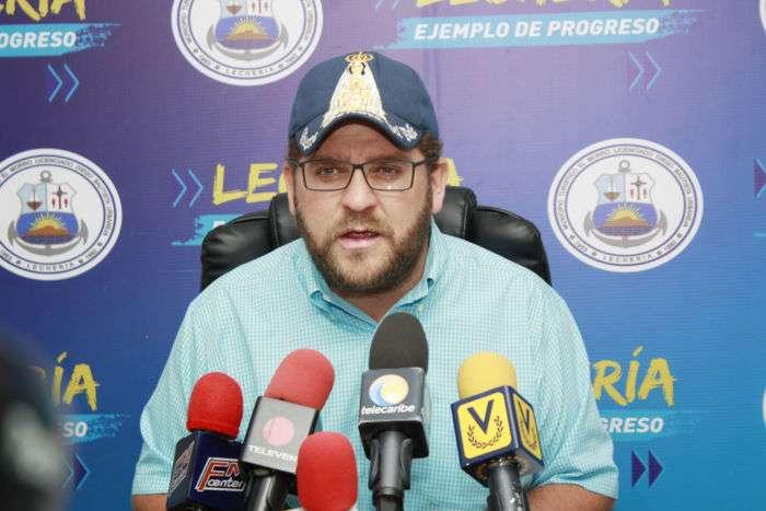 TSJ realiza audiencia del alcalde de Lechería — VENEZUELA