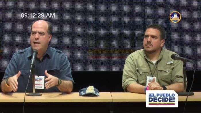 Venezolanos en el exterior votaron de forma masiva