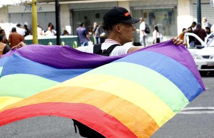 Comunidad sexodiversa marchó este domingo