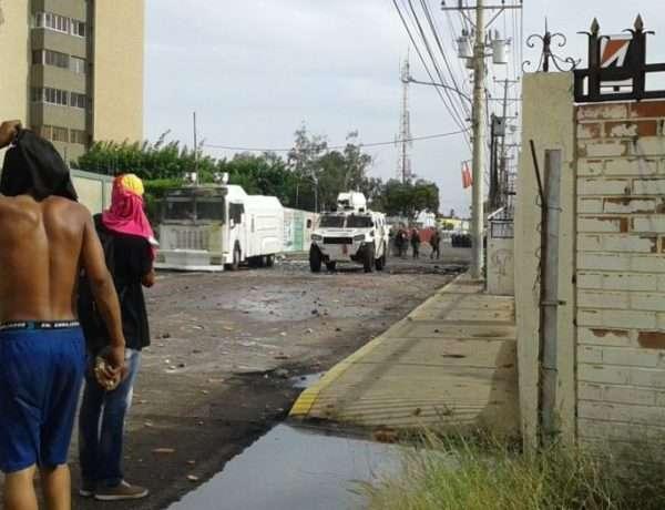 Foto: @MinortaDaniela Av. La Limpia de Maracaibo