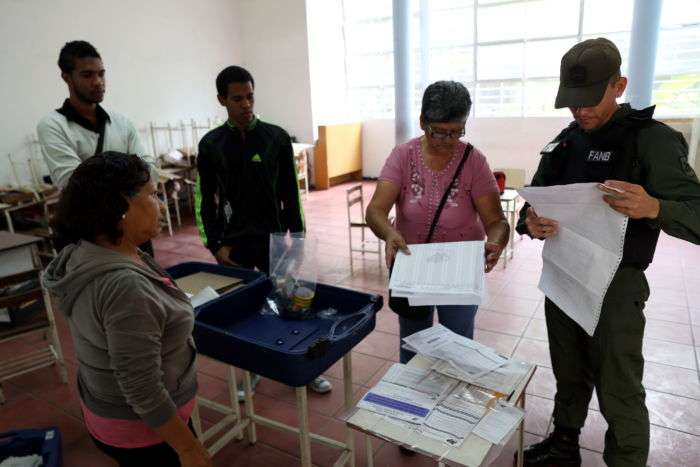 VENEZUELA: Lucena: 41,53% de electores votaron por la ANC