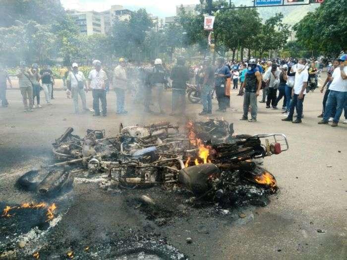Explosión en Altamira dejó siete PNB heridos confirmó Ministerio Público